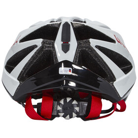 UVEX ultrasonic race Kask rowerowy biały
